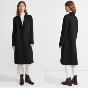 Marvin Richards - cashmere trench coat